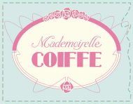 """""""Mademoiselle Coiffe"""", an original logotype by messalyn (thumbnail)."""