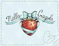 Nella Fragola, an original visual identity by messalyn (thumbnail).
