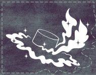 """Merveilles"", an original logotype by messalyn (thumbnail)."
