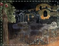 """Place"", an original painting by messalyn (thumbnail)."