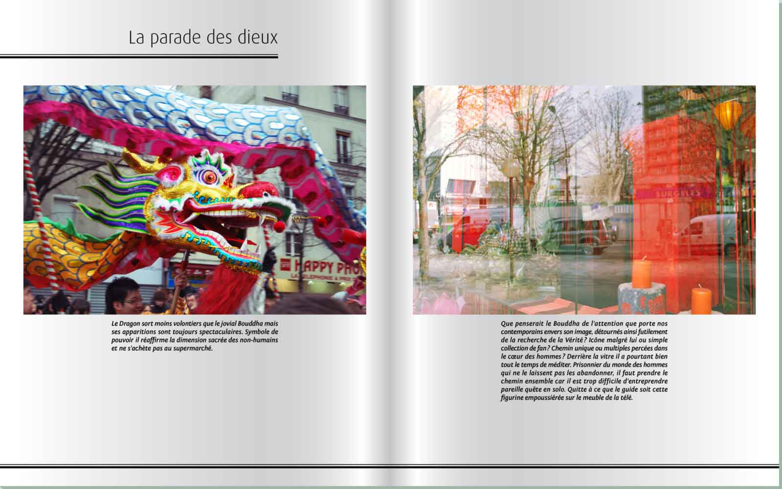 "Slide 5/8 of ""XIII"", a school assignment in photo class in the 13e arrondissement (known as the chinese district) of Paris."