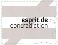 """Esprit de Contradiction"", an original magazine layout by messalyn (thumbnails)."