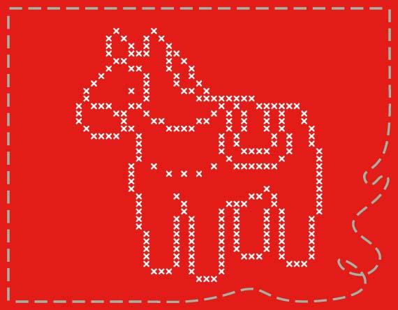 Thumbnail for L'Année de la France en Suède project on my portfolio