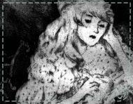 """L'Aveugle"", an original etching by messalyn (thumbnail)."